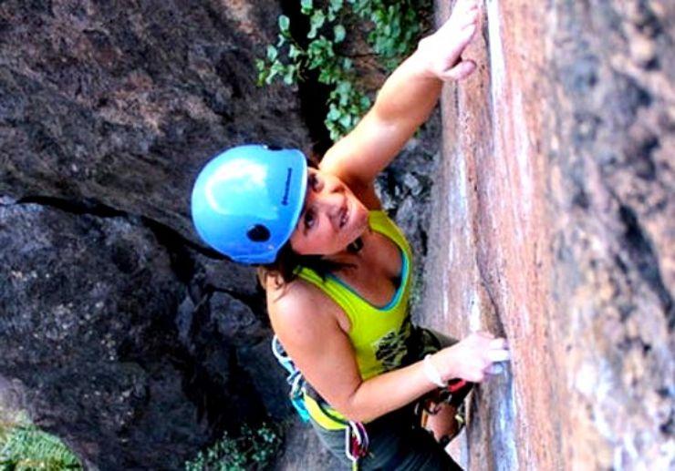 Gran Canaria rock climbing