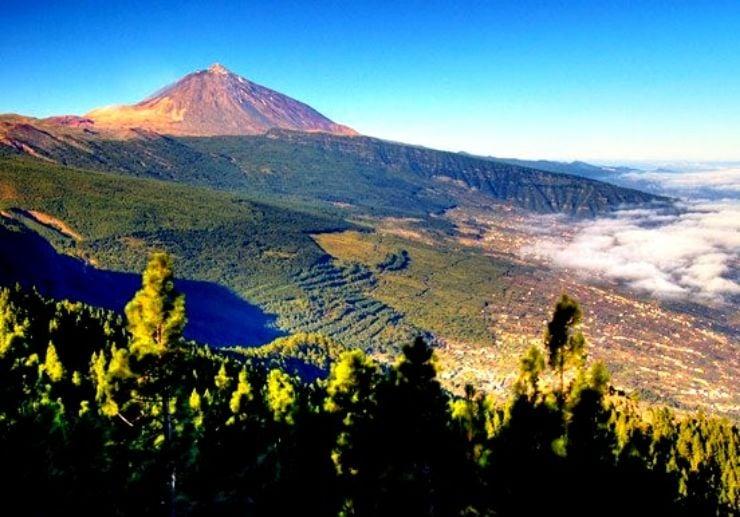 Visit Teide National Park in Tenerife