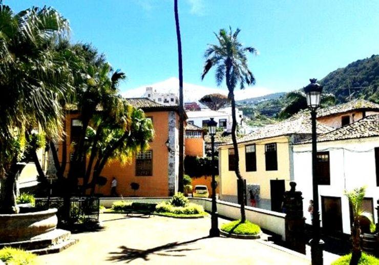 Icod de los Vinos in Tenerife