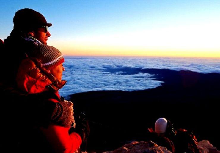 Teide Sunset and stargazing tour