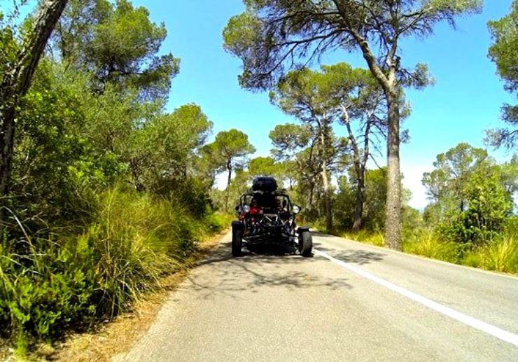 Mallorca buggy tours Cala Millor