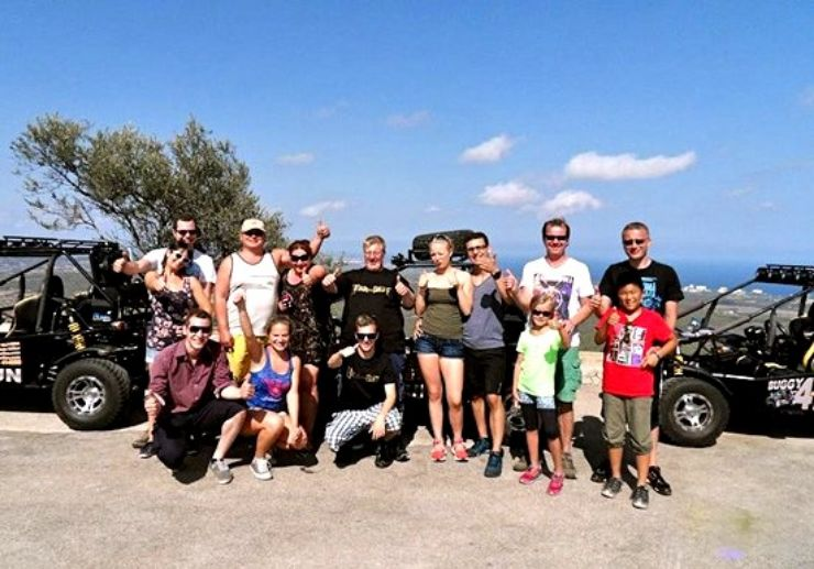 Buggy tours in Mallorca