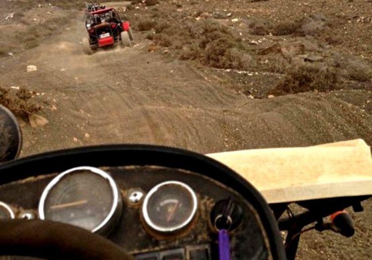 Buggy off road adventure Lanzarote