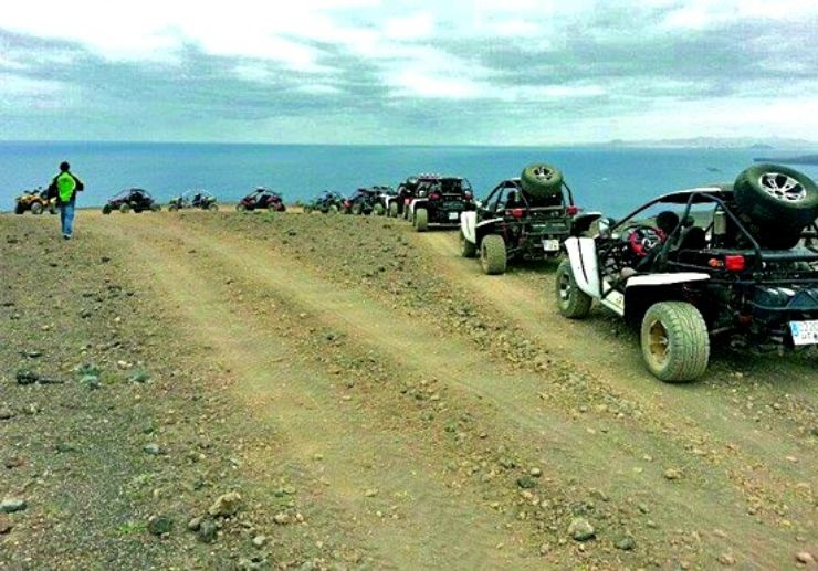 Buggy tour in Lanzarote