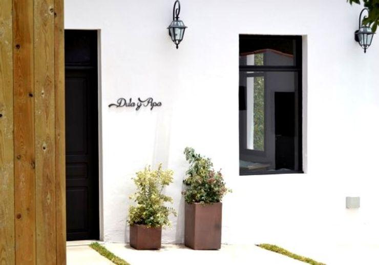 Dula y Pipa restaurant at La Granja Verde