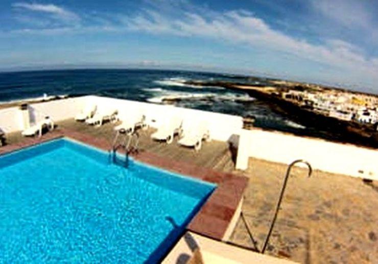 Cotillo apartment outdoor pool Fuerteventura