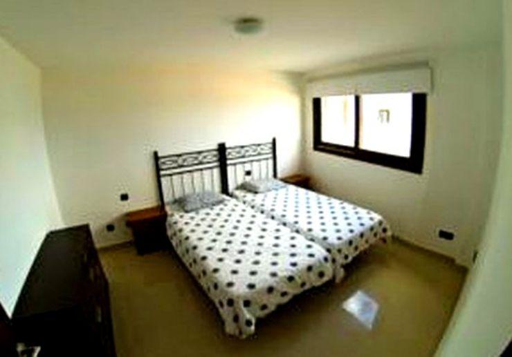 Caleta de Fuste surf camp bedroom