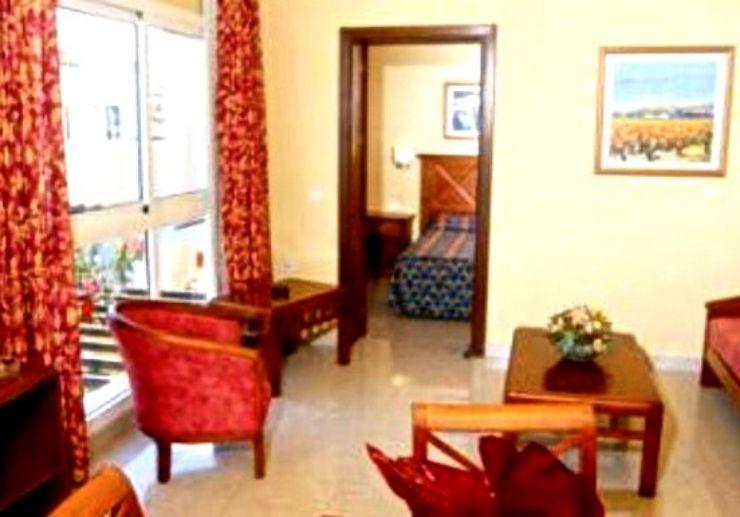 Bronce Mar Beach aparthotel for surf camp Fuerteventura