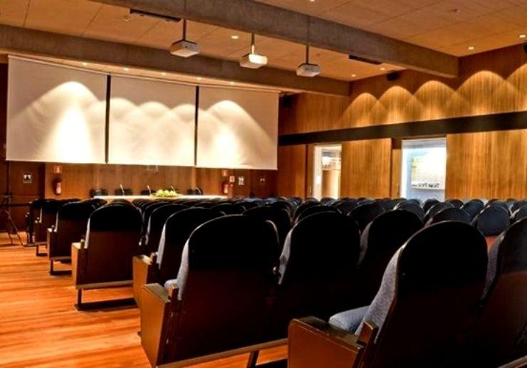 Auditorium in Pirámides de Güímar in Tenerife