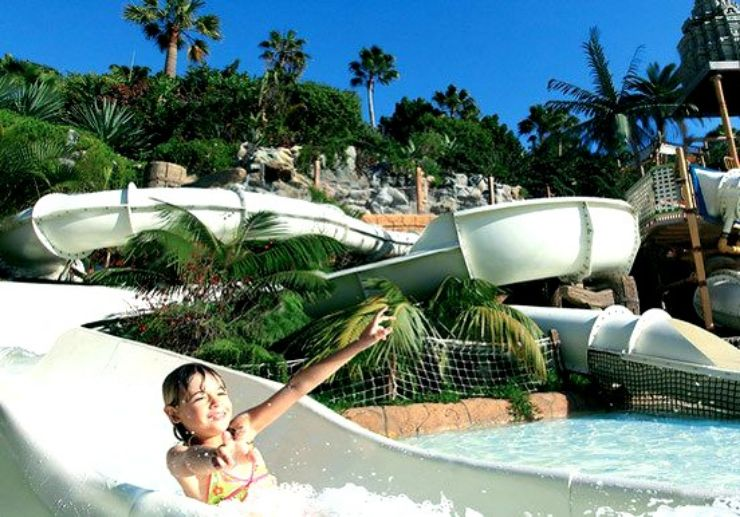Siam Park Lost City paradise for all ages