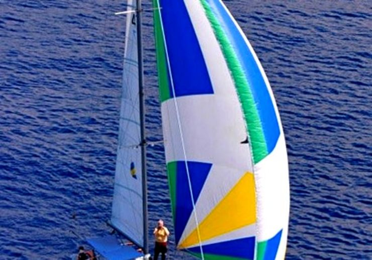 Enjoy private charter sailing in Tenerife