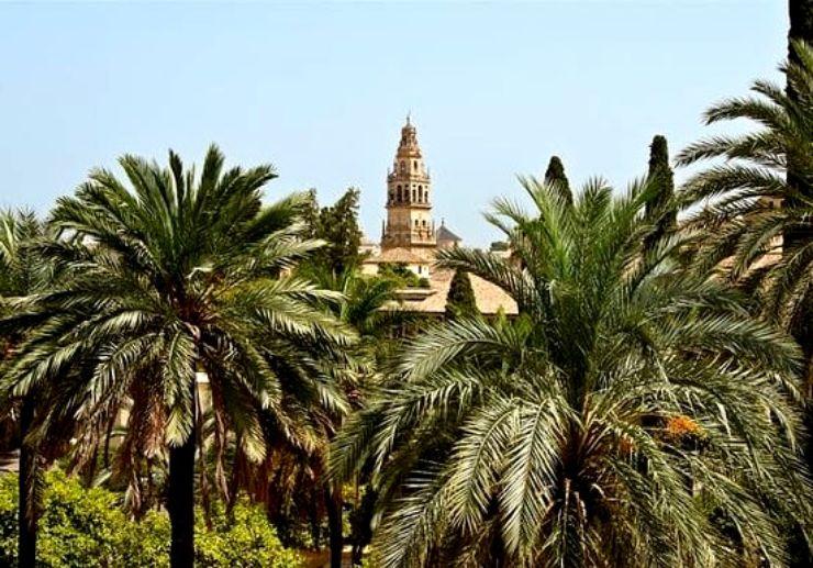 Beautiful Cordoba in Andalusia