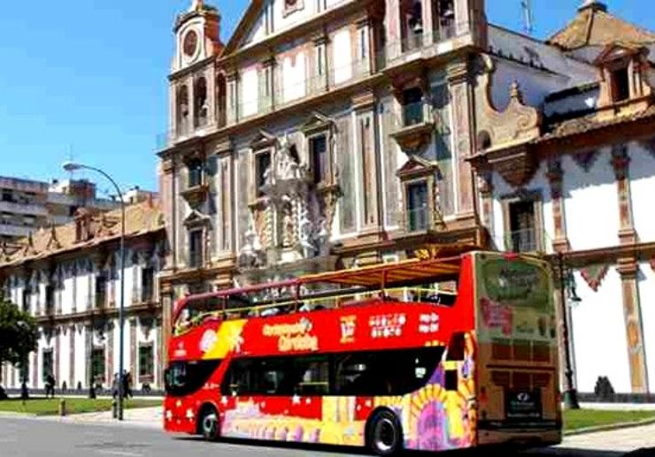 Cordoba Hop-on and Hop-off City Tour