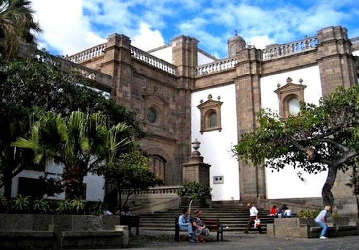 Cathedral Santa Ana Las Palmas Gran Canaria
