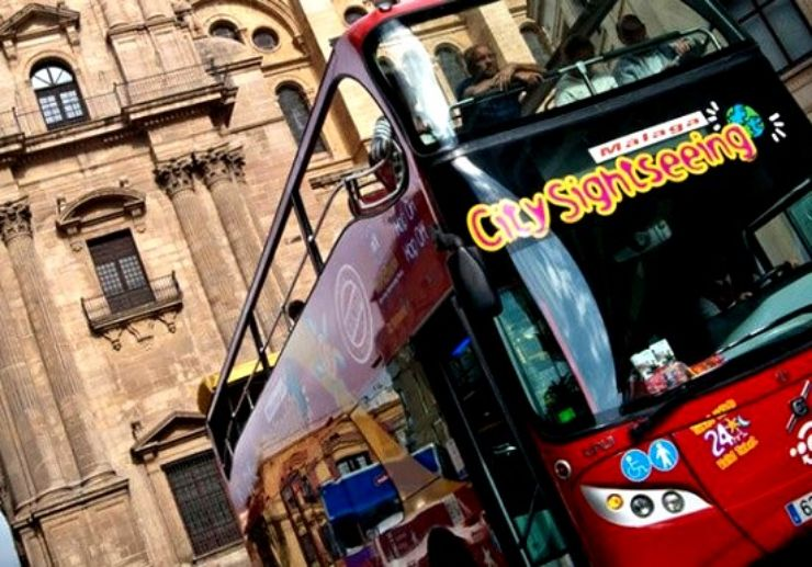 Malaga Hop on and Hop off City Bus Tour
