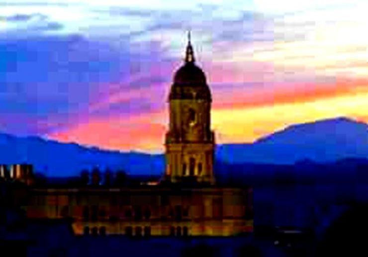 Museo Carmen Thyssen Catedral in Malaga