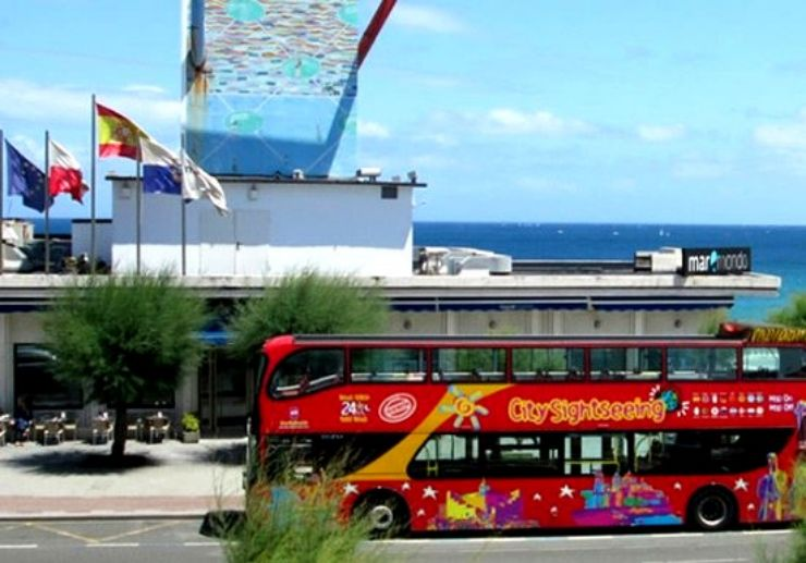 Santander City hop on hop off tour