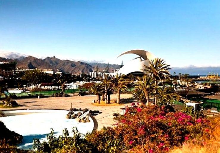 Visit Santa Cruz Auditorio in Tenerife