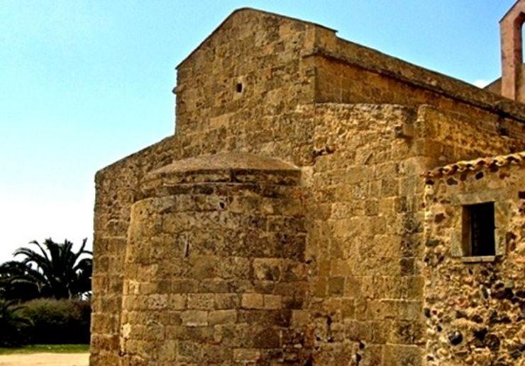 Nora city in Sardinia