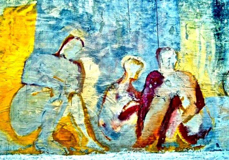 Mural in San Sperate