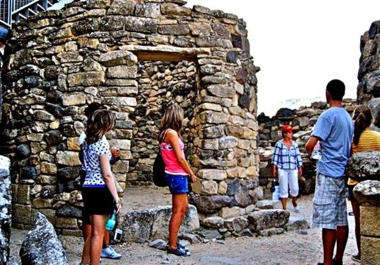 Nuragic tour to Su Nuraxi of Barumini