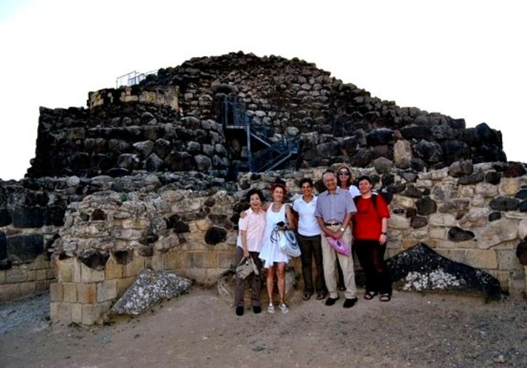 See nuraghe in Nuragic tour