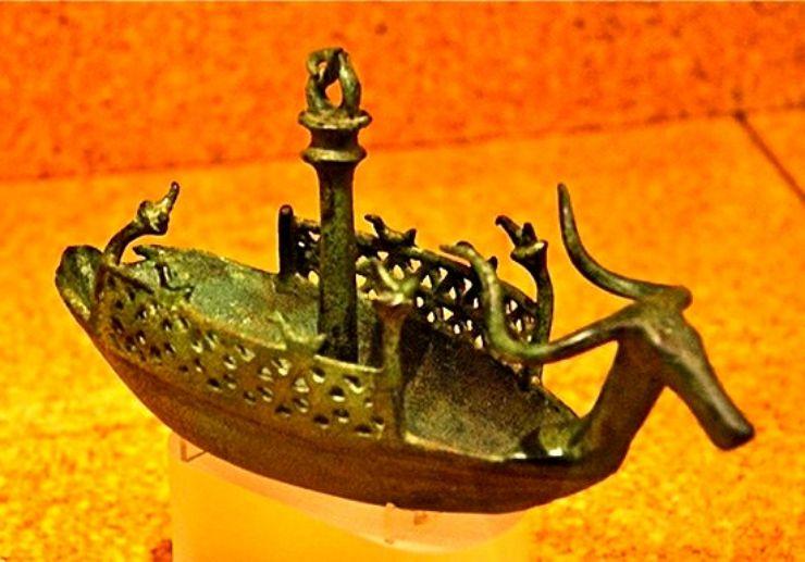 National Archaeological museum treasure of Cagliari