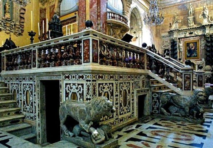 See treasures of Cagliari in Sardinia