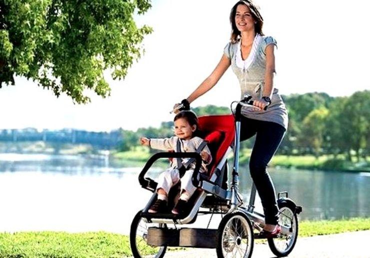 Baby stroller tricycle rental in Maspalomas