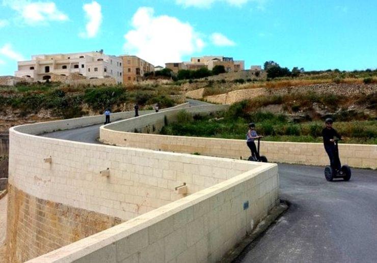 Gozo segway guided