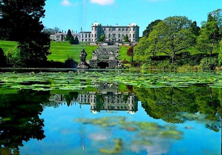 Powerscourt House tour from Dublin