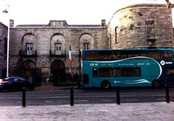 Dublin city and airport Airlink Express Bus