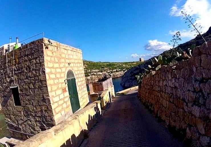 Non-typical route on Gozo segway tour