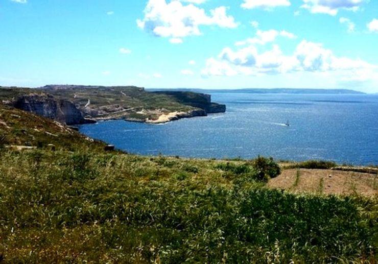 Enjoy sea coast of Gozo on a segway