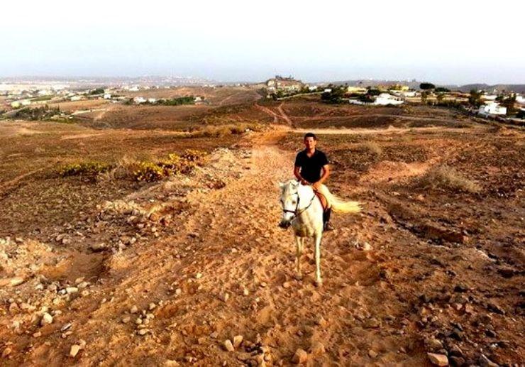 Horseback riding tour in Maspalomas