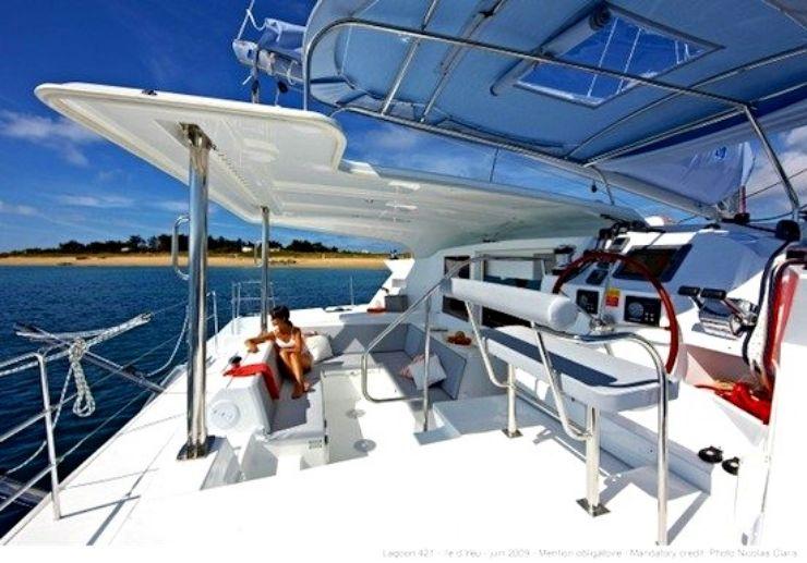 Charter a catamaran in Fuerteventura