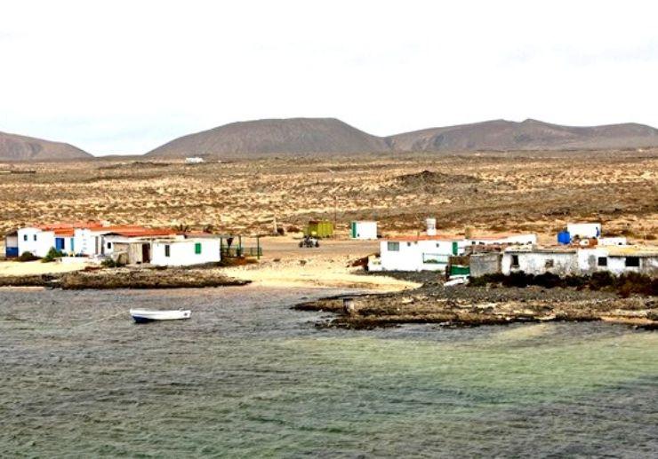 Fishing villages of north Fuerteventura