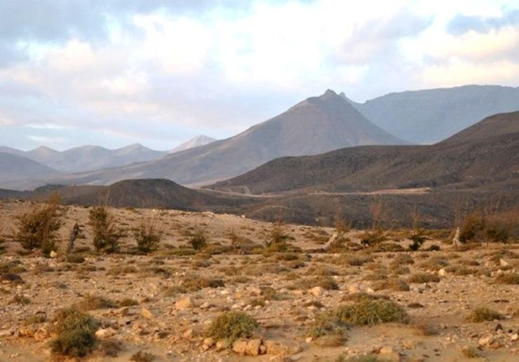 Quad and buggy tour through volcanic terrain