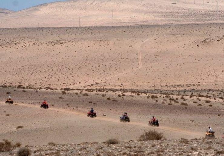 Fuerteventura quad and buggy tour