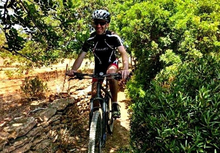Mountain bike tour in Santa Eulalia - Ibiza