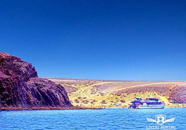 Atlantic adventure with glass bottom boat