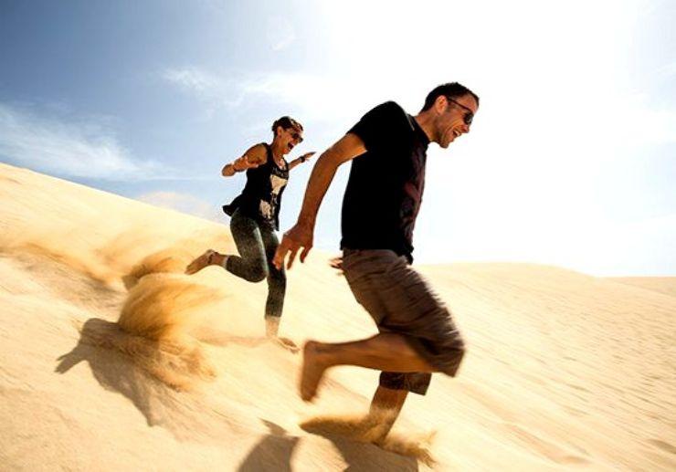 Sand Dunes National Park adventure