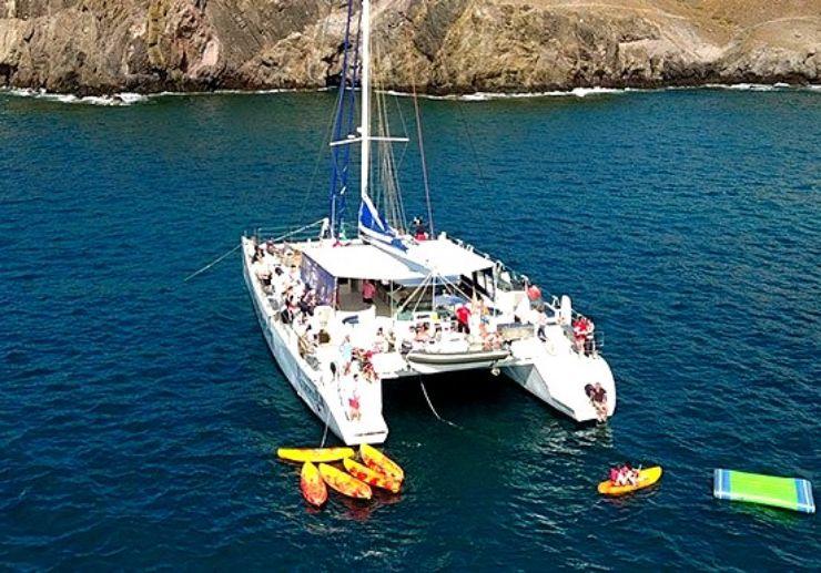Catamaran Puerto del Carmen to Papagayo