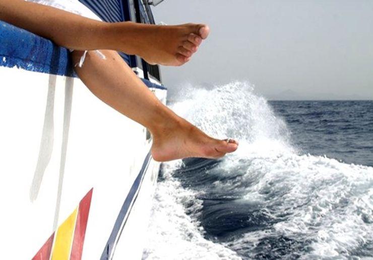 Express ferry Fuerteventura to Lanzarote