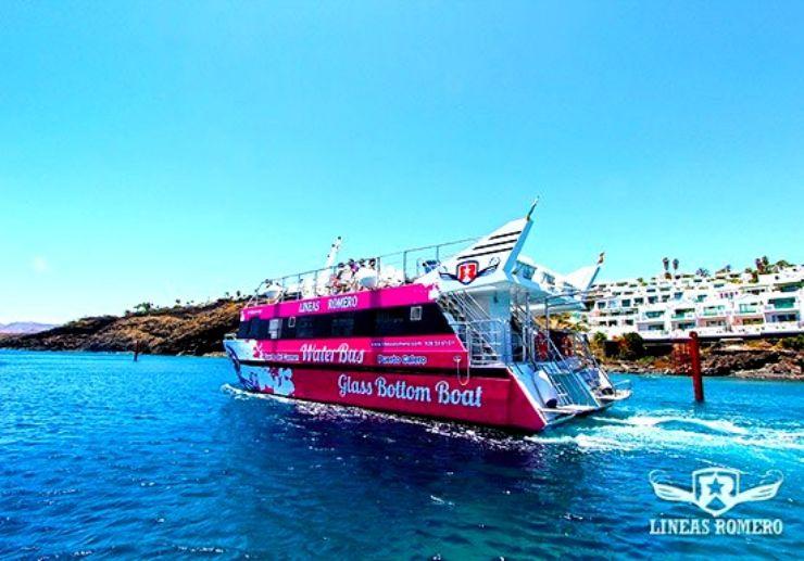 Waterbus Puerto Carmen to Puerto Calero