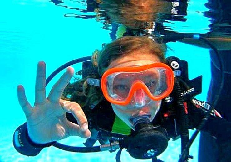Scuba diving in Costa Teguise Lanzarote