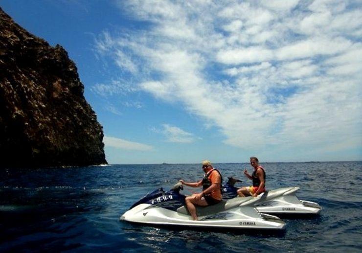 Tenerife jet ski safari tour booster pack 1