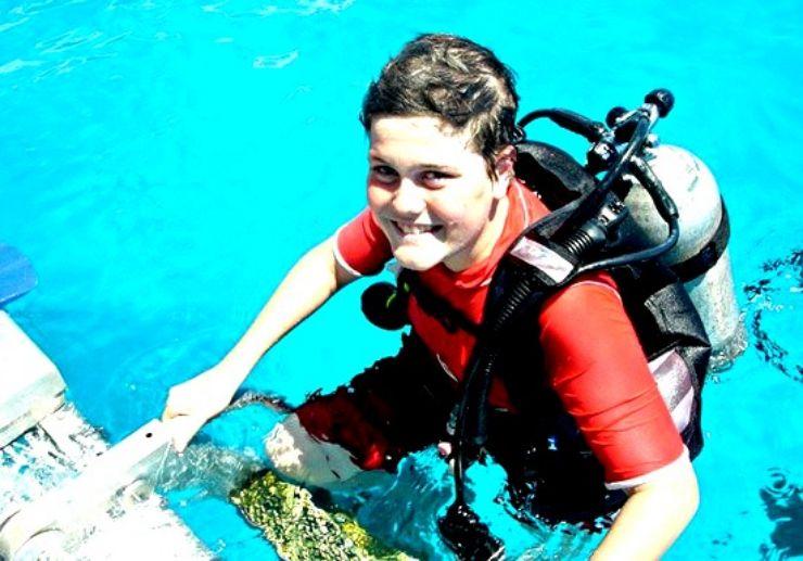 Diving for kids Bubble Maker Lanzarote