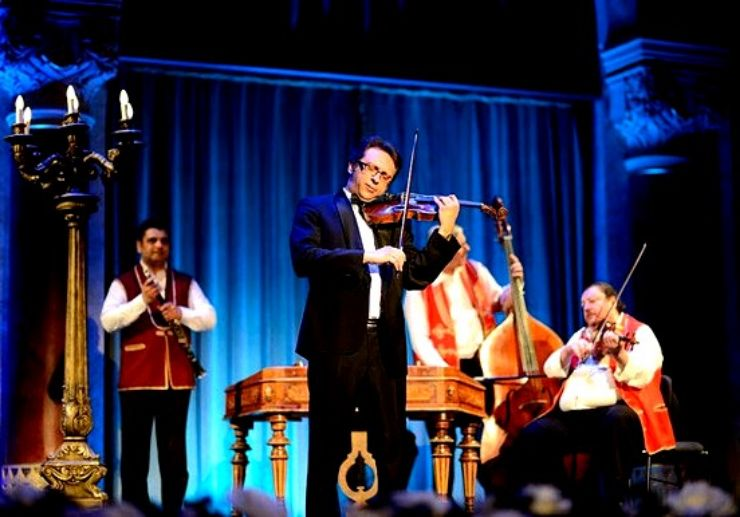 Hungarian Gala Concert music