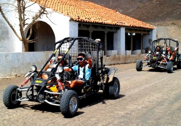 Jandia quad and buggy Fuerteventura